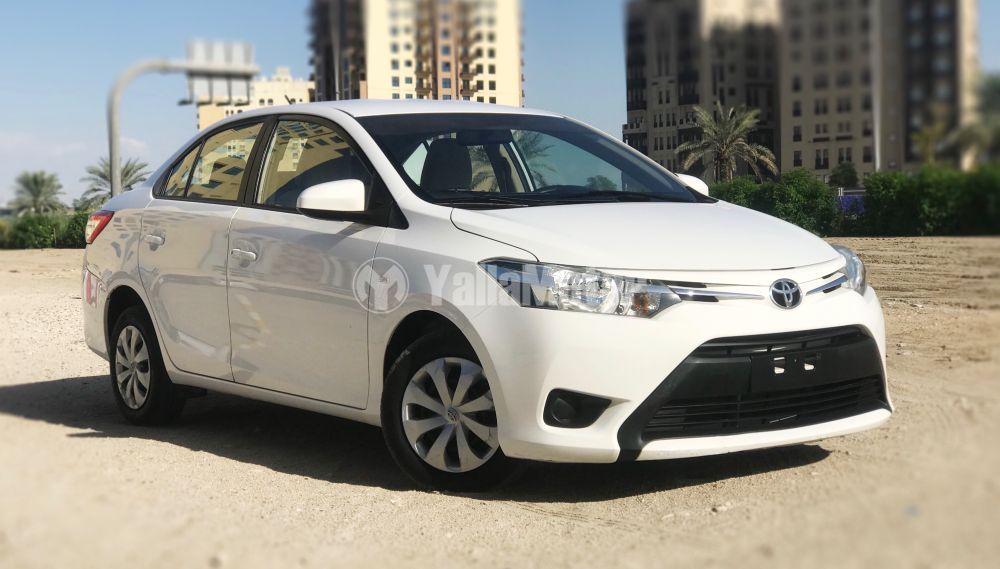 Used Toyota Yaris Sedan 2016 948495 Yallamotor Com