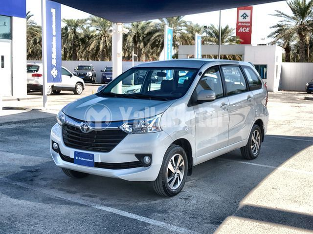 Used Toyota Avanza 2017