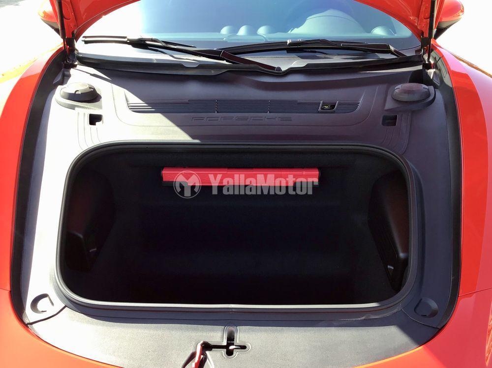 Used Porsche Cayman 2017