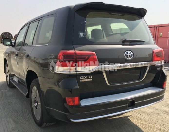 New Toyota Land Cruiser  4.6 GXR 2020