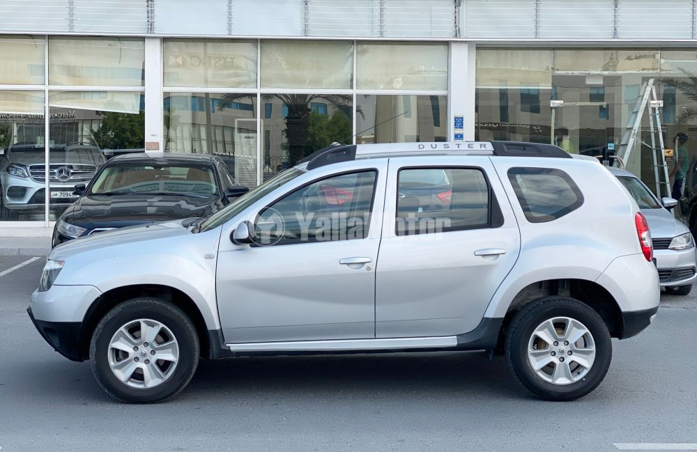 New Renault Duster  2015