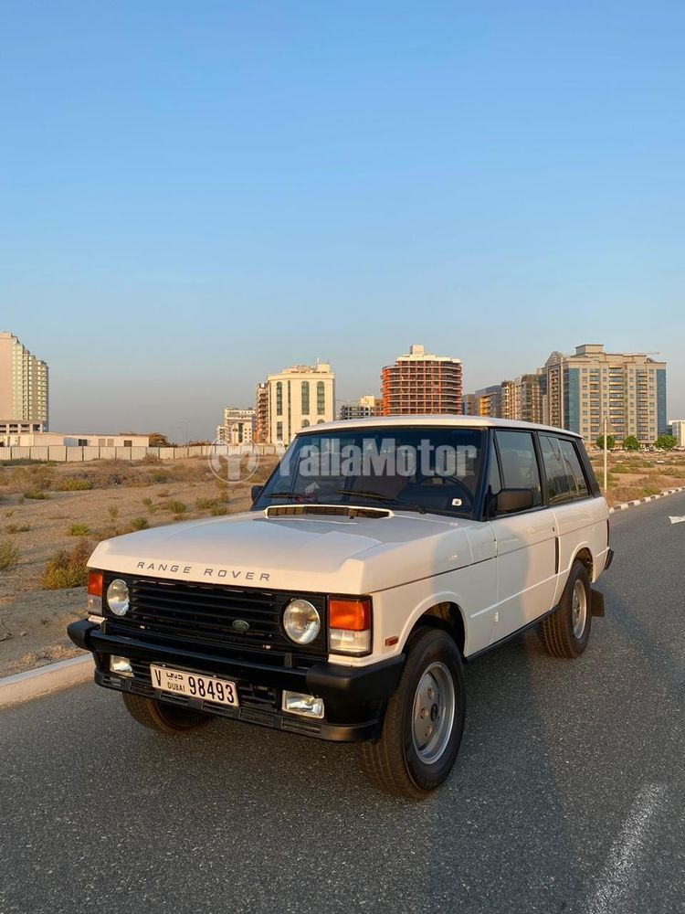 Used Land Rover Range Rover 1991