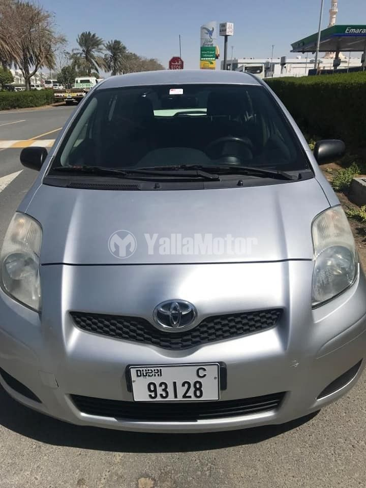 Used Toyota Yaris Hatchback 2009