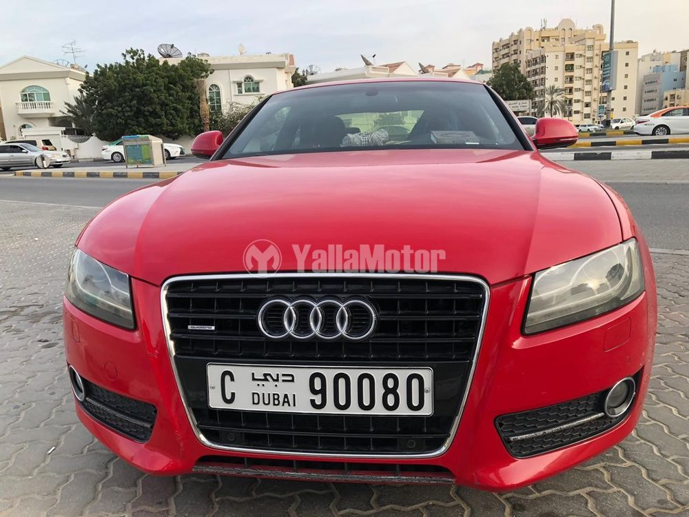 Used Audi A5 Coupe 2009