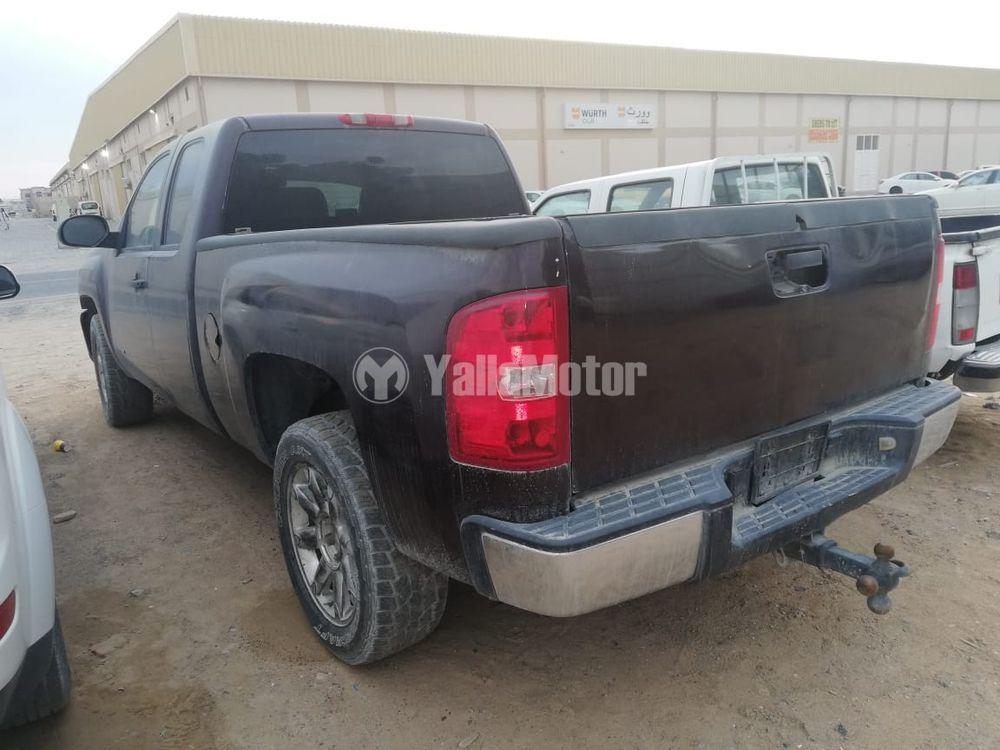 Used Chevrolet Silverado 2008