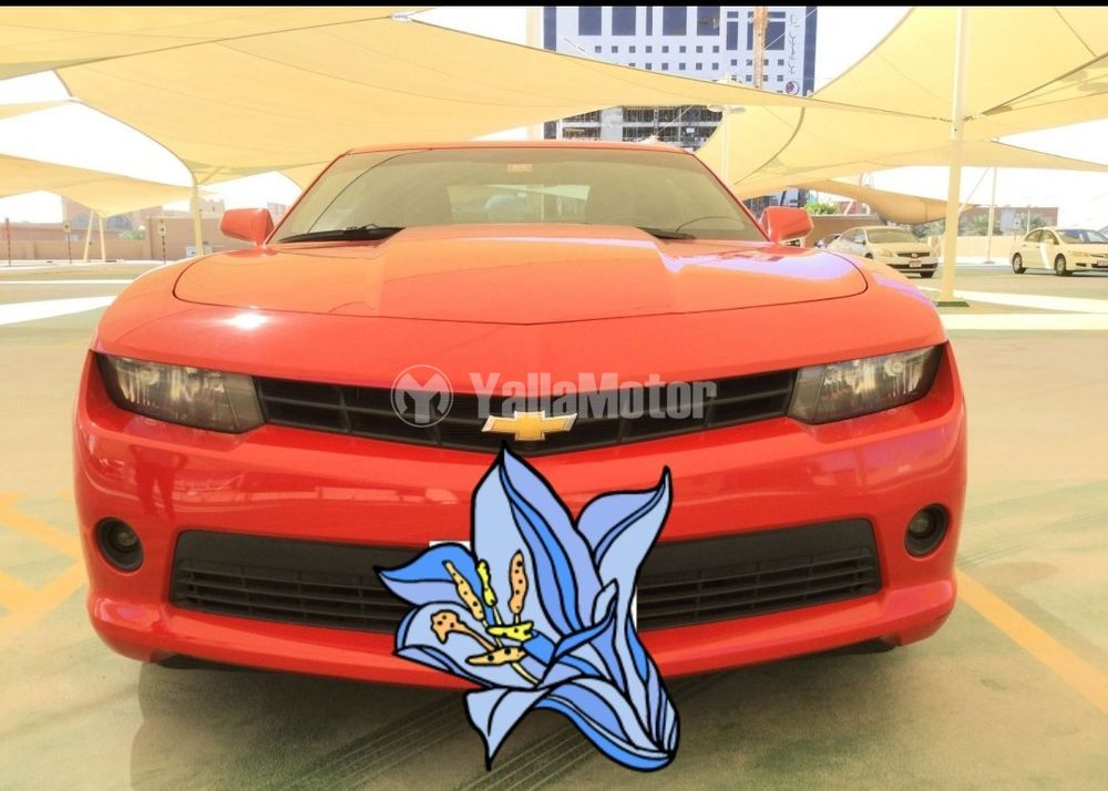 Used Chevrolet Camaro Coupe 6.2L SS (Automatic) 2014