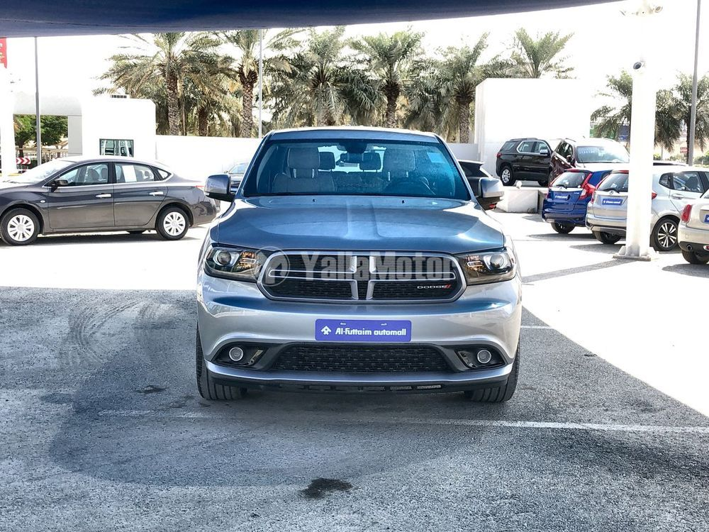 Used Dodge Durango 2018
