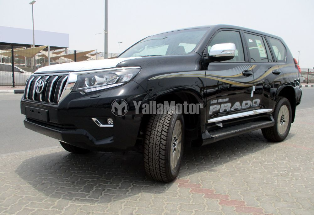 New Toyota Land Cruiser Prado 2.7L TXL3 2019