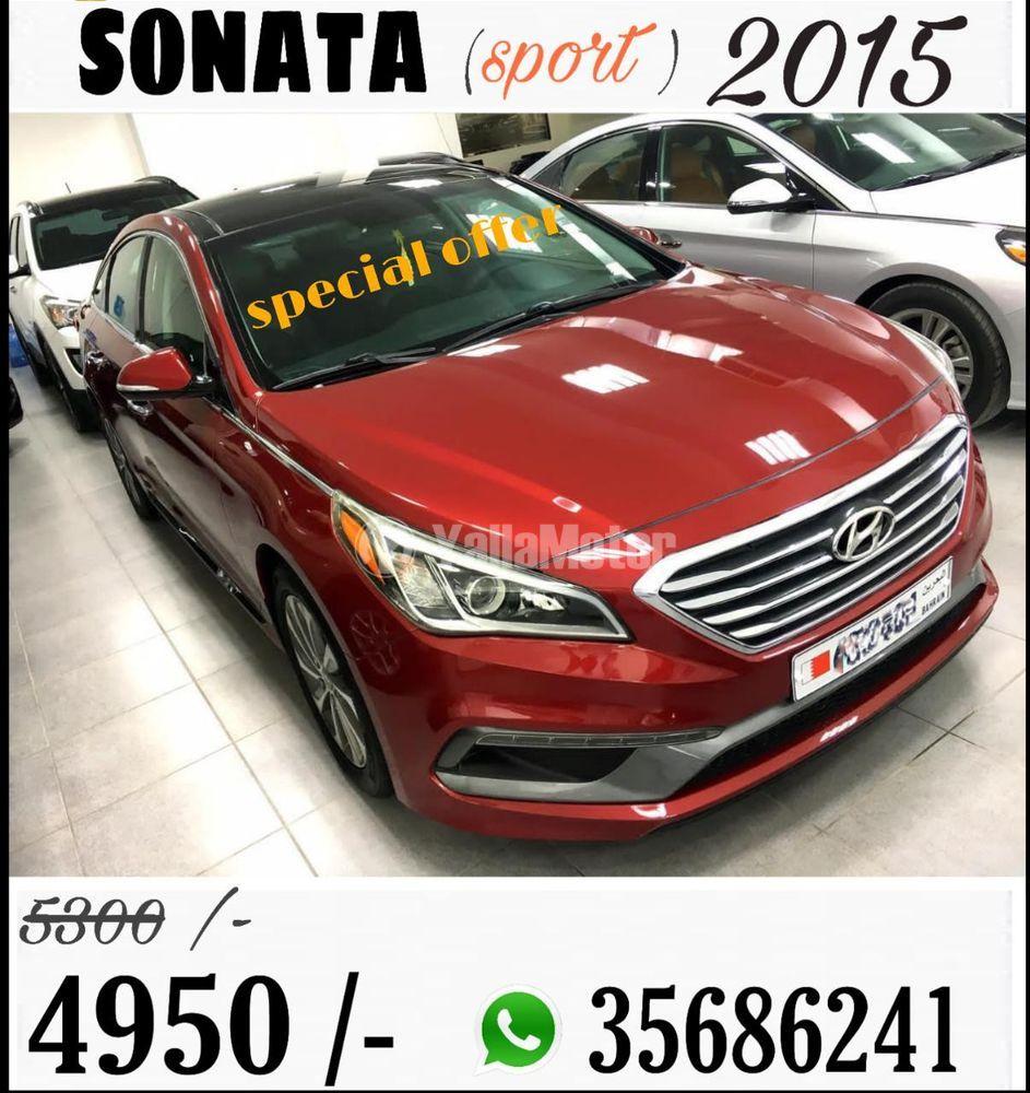 Used Hyundai Sonata  2.4L Top 2015