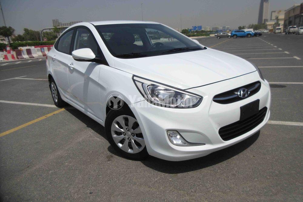 Used Hyundai Accent 1.6L 2017