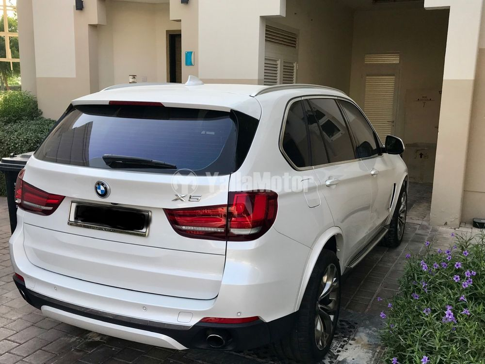 Used BMW X5 xDrive 35i 2016