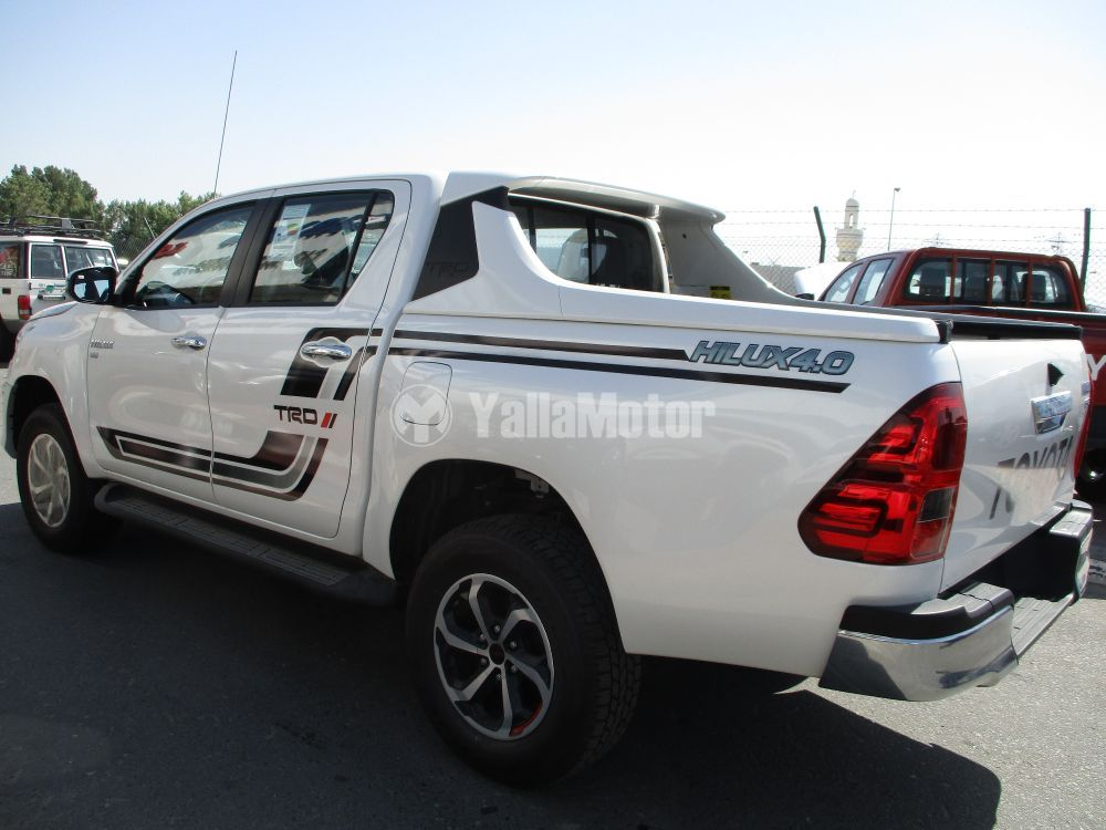 Used Toyota Hilux 4.0L Double Cab TRD (4x4) 2020