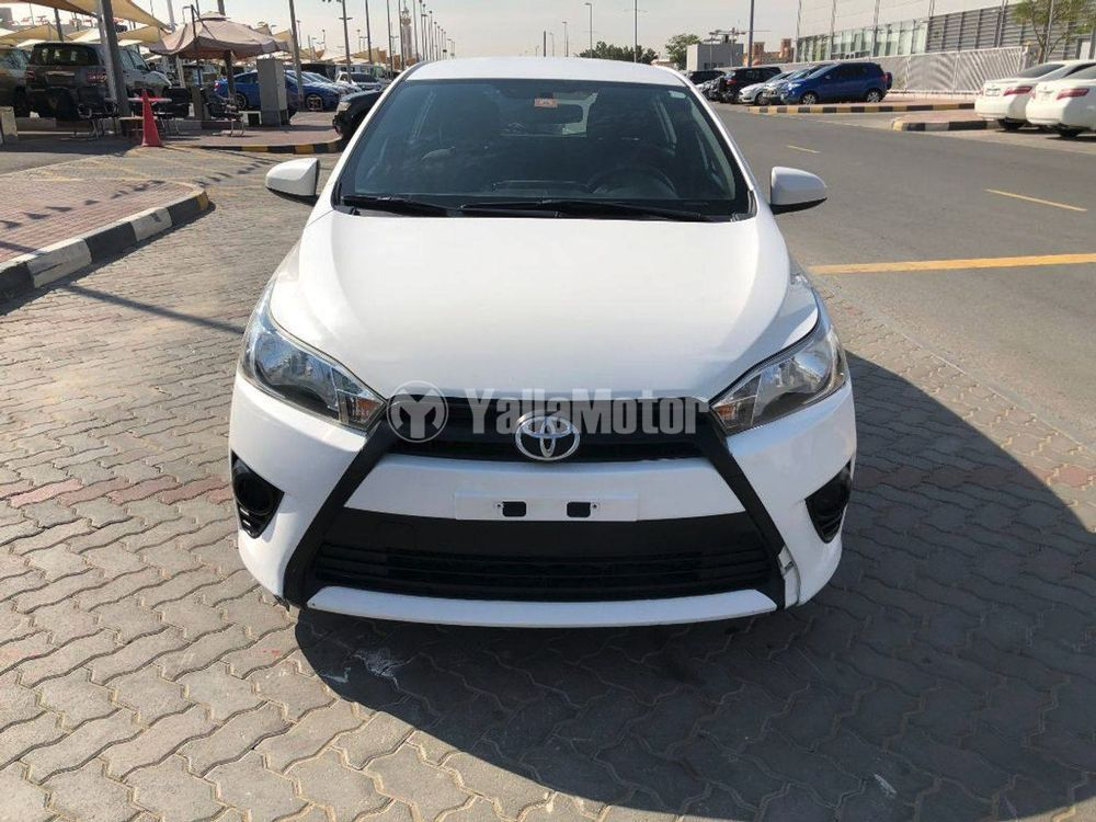 Used Toyota Yaris Hatchback 2016
