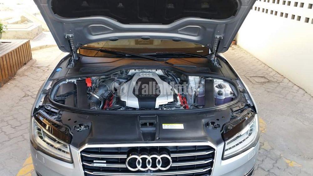 Used Audi A8 L 50 TFSI quattro (310 HP) 2015