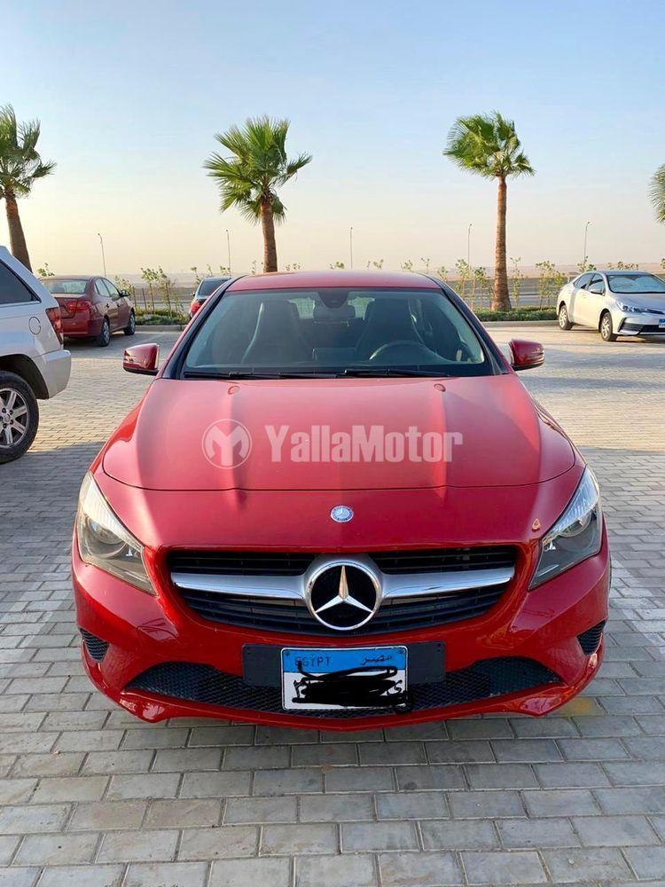 Used Mercedes-Benz CLA-Class CLA 180 2016