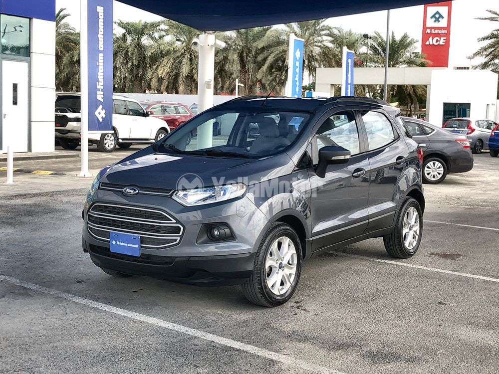 Used Ford EcoSport 2017