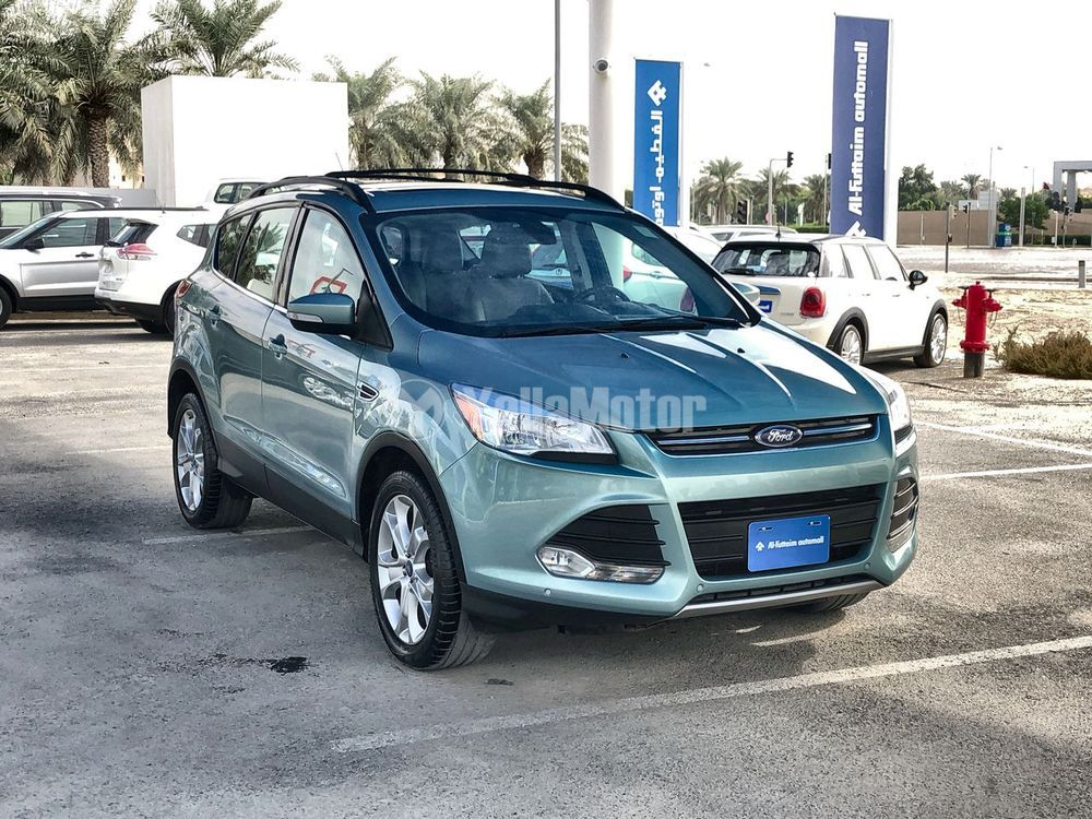 Used Ford Escape 2013