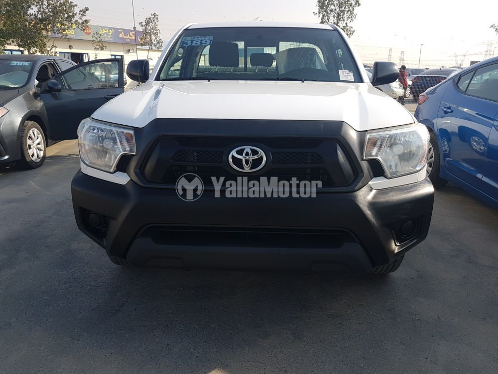 Used Toyota Tacoma 3.5L Limited A/T 2012