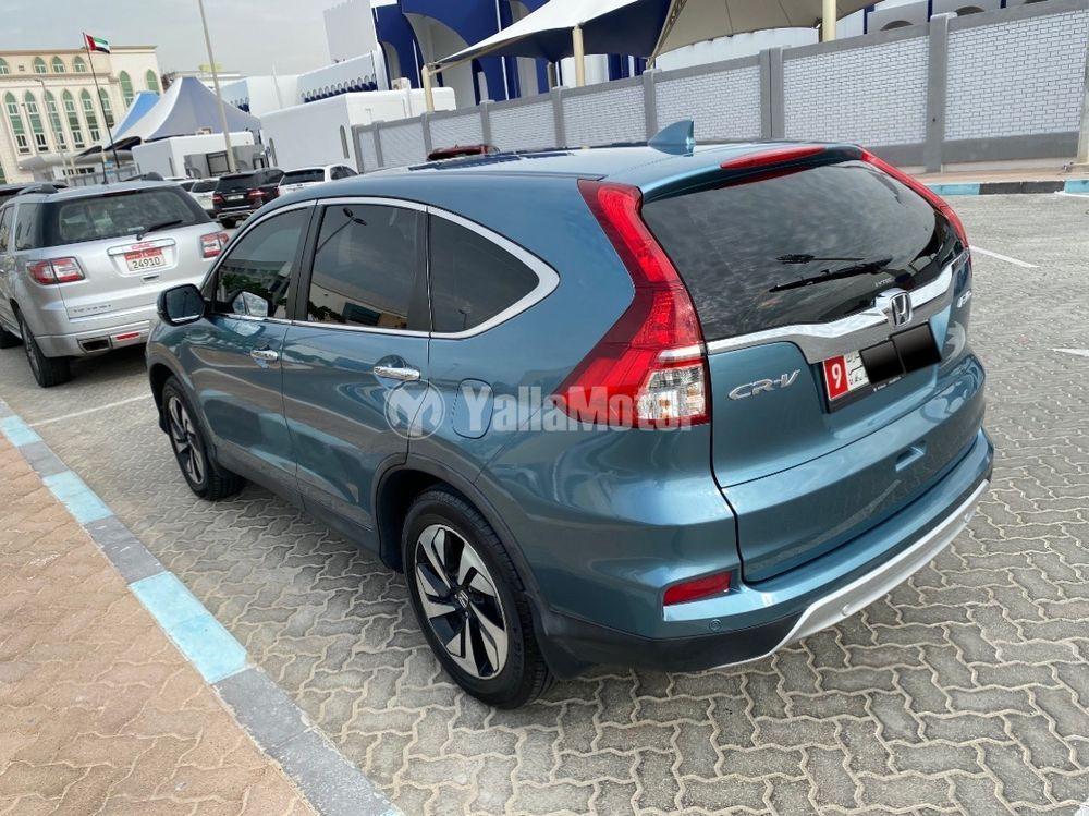 Used Honda CR-V 2.4 EX-L 2015
