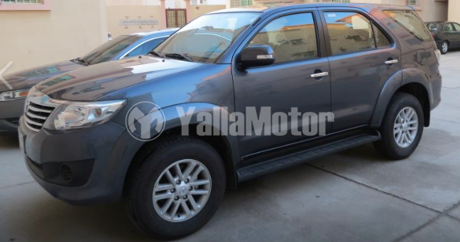 Used Toyota Fortuner 2.7L GX2 4X2 2013
