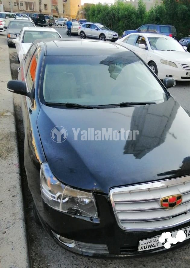Used Geely Emgrand 8 2013