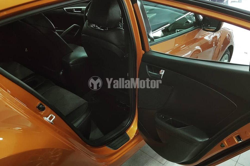 Used Hyundai Veloster 2.0L MPI Base 2016