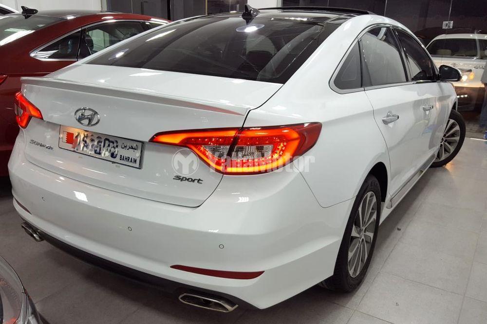 Used Hyundai Sonata 2.4L 2015