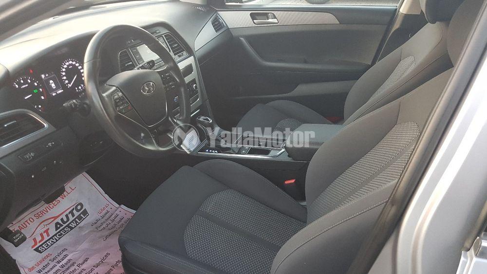 Used Hyundai Sonata 2.4L  Midnight  Smart 2017