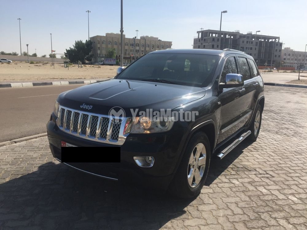 Used Jeep Grand Cherokee Limited 5.7L Plus 2013