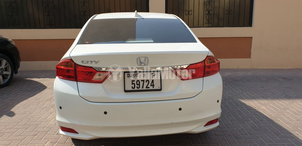 Used Honda City 2014