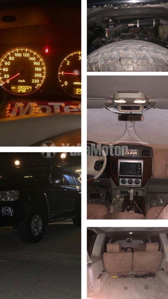 Used Nissan Patrol Safari 2008