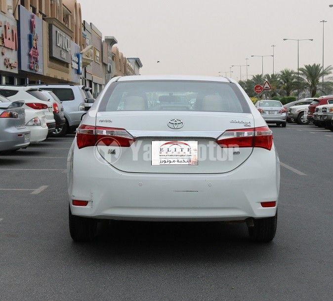 Used Toyota Corolla 2.0L XLI 2015