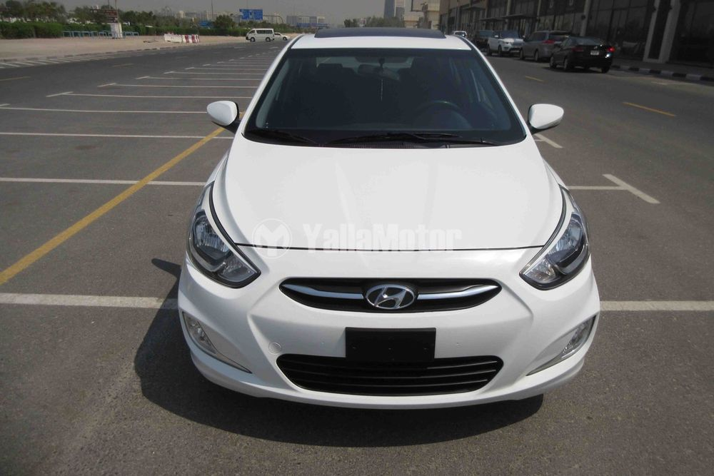 Used Hyundai Accent 1.6L Mid Option 2016