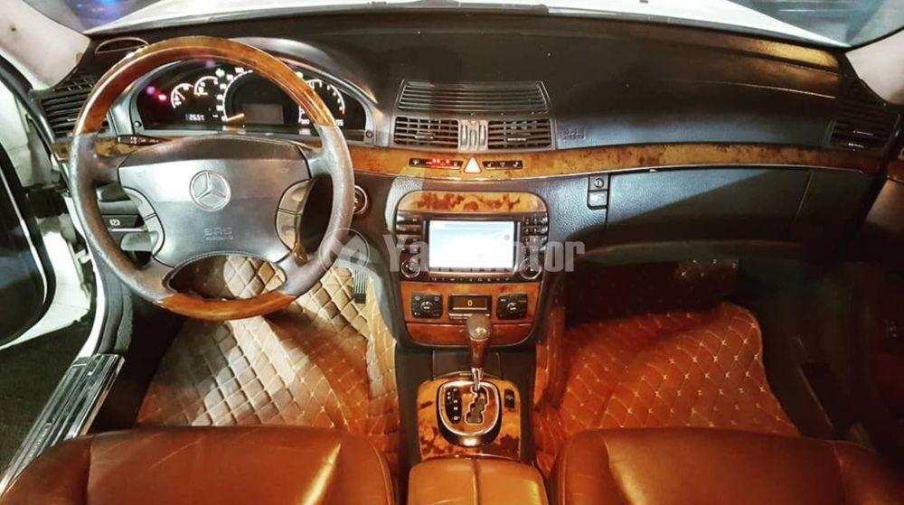مرسيدس بنز الفئة أس S 350 2003 مستعملة