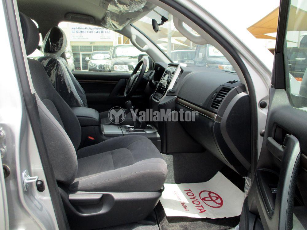 تويوتا لاند كروزر 4.5L GXR3 Diesel 2018 الجديد
