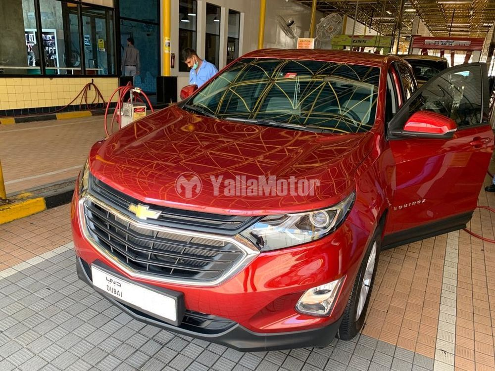 Used Chevrolet Equinox 1.5T LS FWD 2018