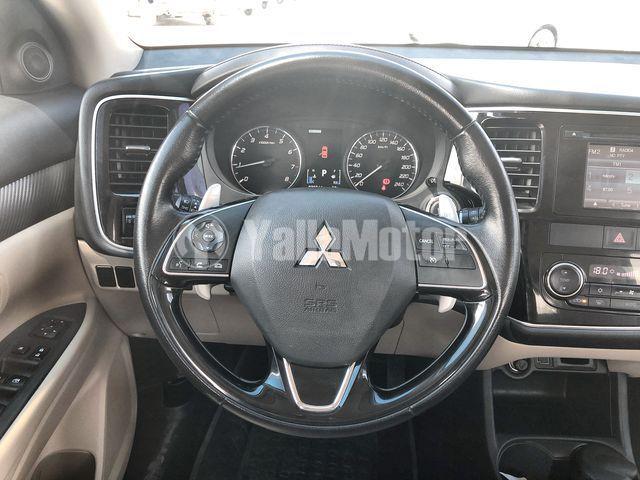 Used Mitsubishi Outlander 2016