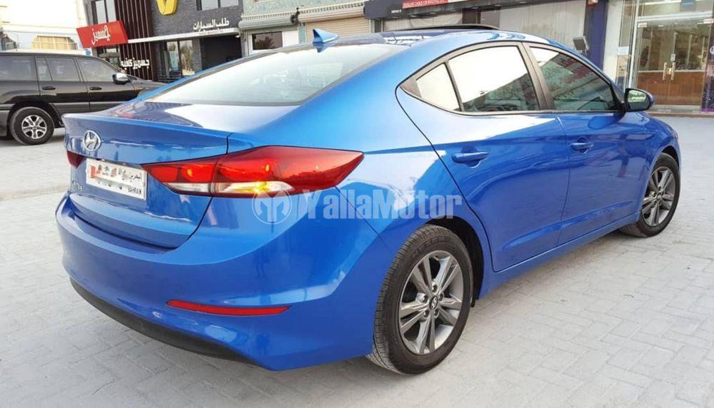 Used Hyundai Elantra 2017