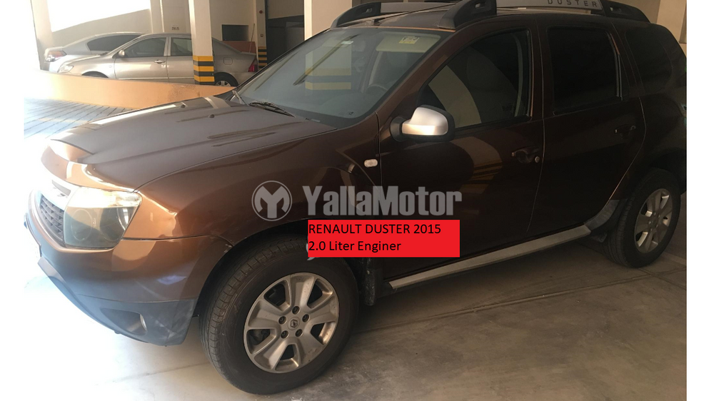 Used Renault Duster  2.0L 2WD 2015