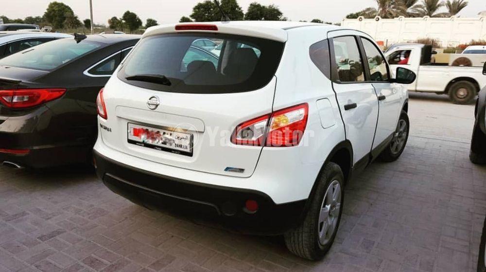 Used Nissan Qashqai 2013