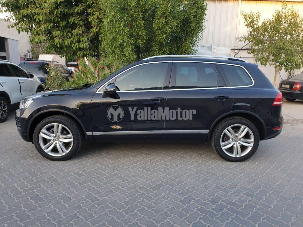 Used Volkswagen Touareg 2015