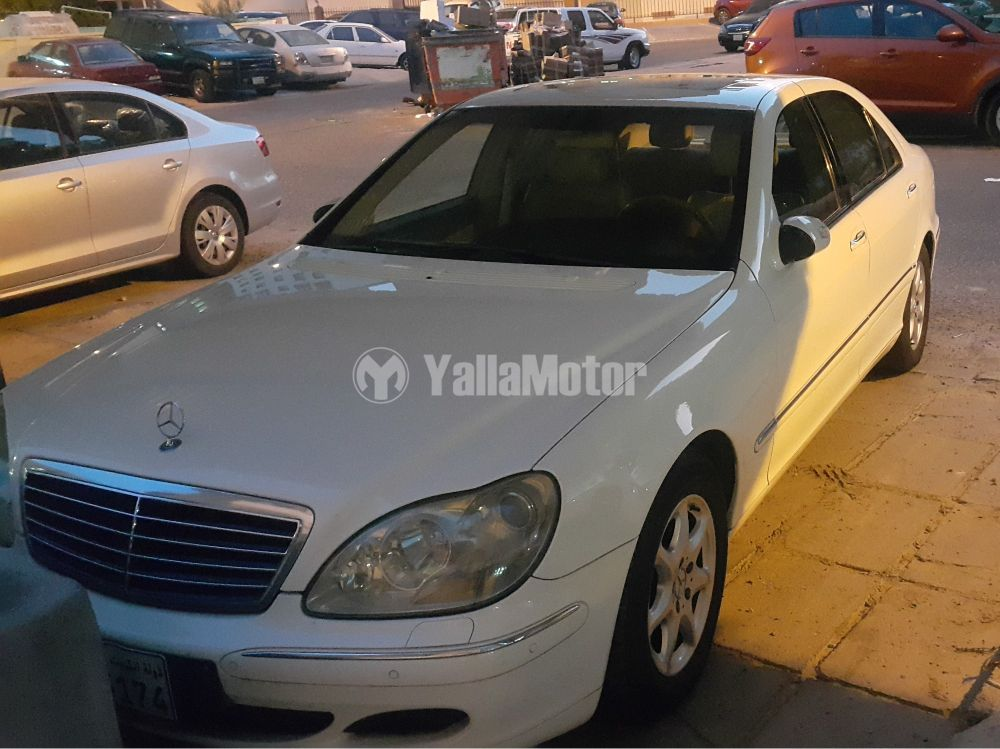 Used Mercedes-Benz S-Class S 350 2003