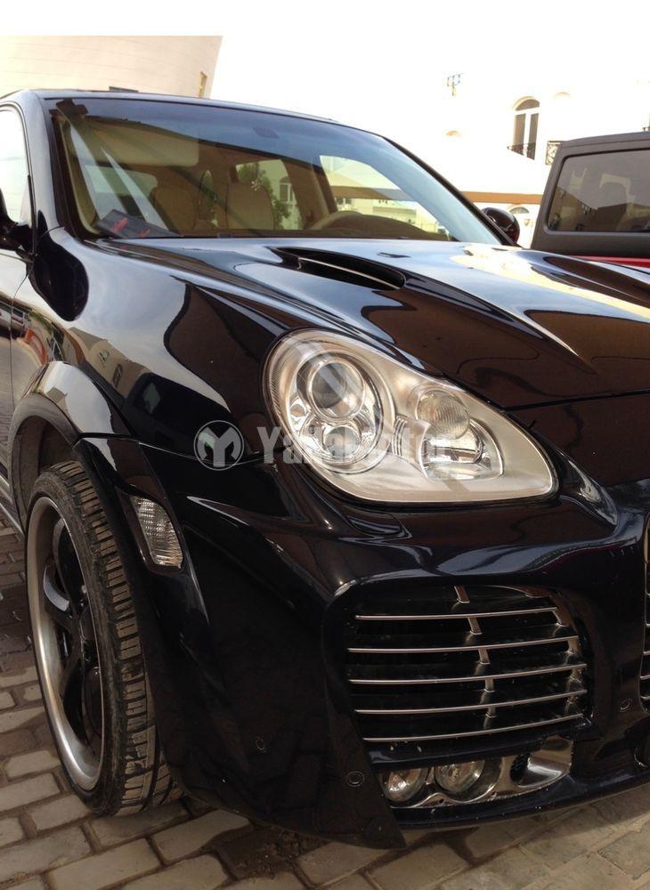 Used Porsche Cayenne 2007