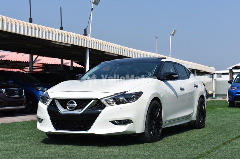 Used Nissan Maxima SV 2017