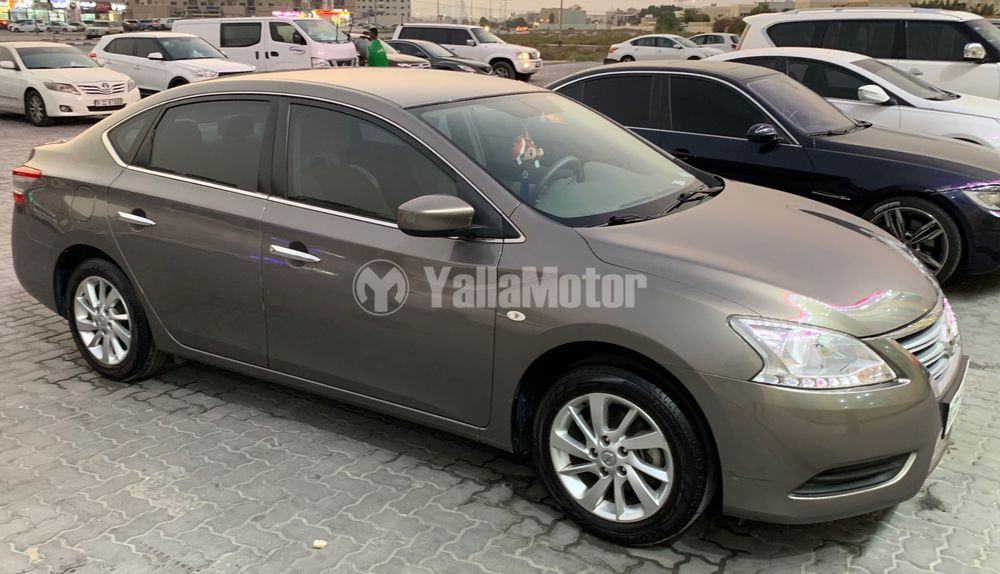Used Nissan Sentra  1.8L S 2016