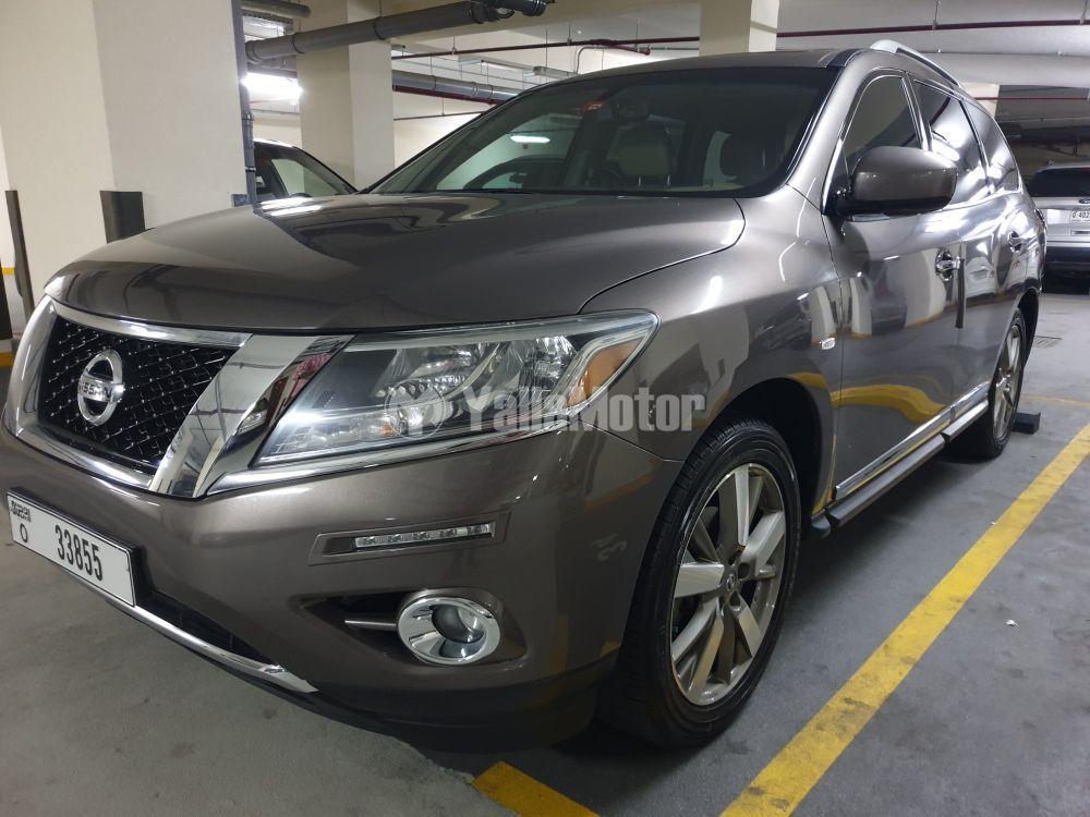 Used Nissan Pathfinder 3.5L SV 4WD 2014