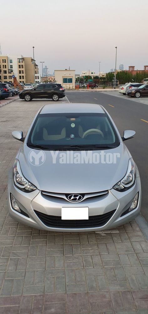 New Hyundai Elantra 1.8L 2016