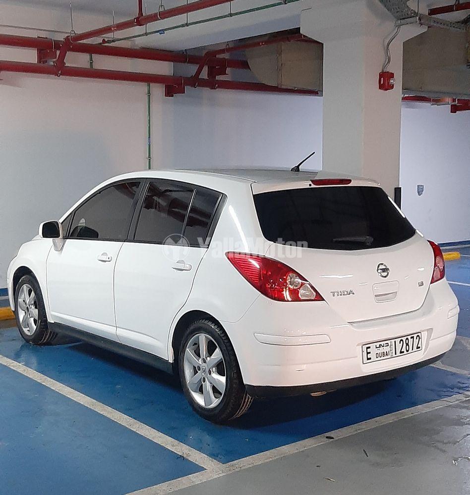 Used Nissan Tiida 1.8L SL 2012