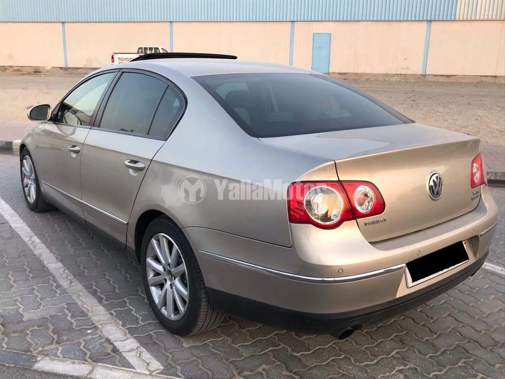 Used Volkswagen Passat 3.2 Sedan 2008