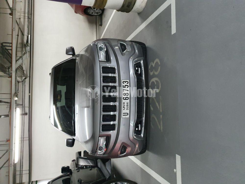 Used Jeep Grand Cherokee 5.7L Overland 2015